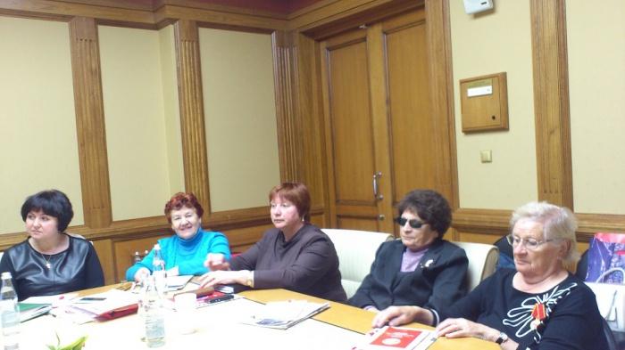 Всероссийский женский союз – верный союзник КПРФ (25.05.2016)