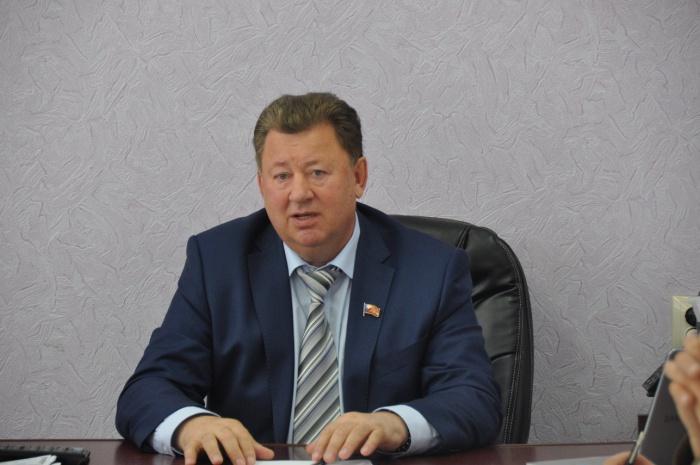 Владимир Кашин посетил с рабочим визитом Чеховский и Серпуховской районы (24.05.2016)