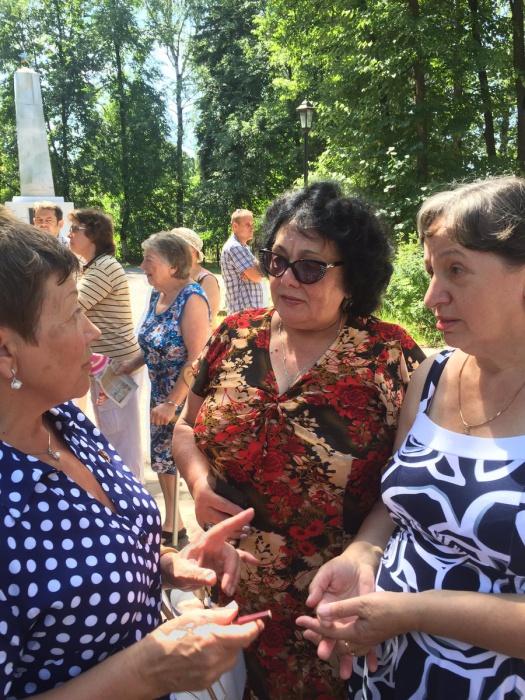 Сход в Вишняковских дачах единогласно выразил недоверие власти (17.07.2016)