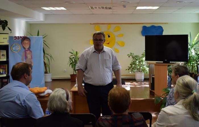 Встречи Александра Наумова с жителями городского округа Кашира (03.09.2016)