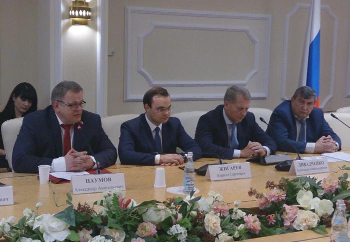 Круглый стол в Московской областной Думе (15.12.2016)