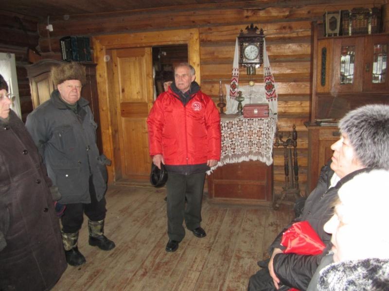 Горки помнят Ленина (09.01.2017)