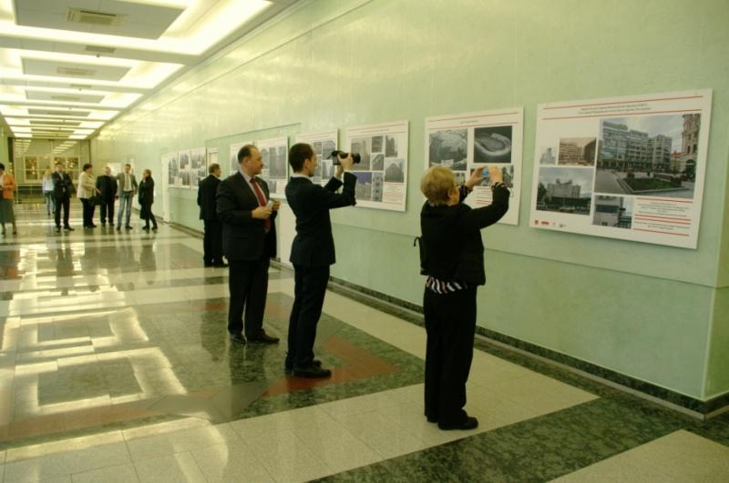 В Государственной Думе открылась выставка «А.Я. Лангман. Авангард НКВД» (07.02.2017)