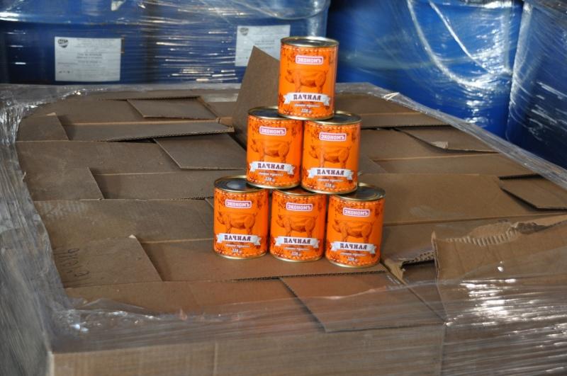 КПРФ отправила гуманитарный конвой голодающим шахтерам Ростовской области (30.03.2017)