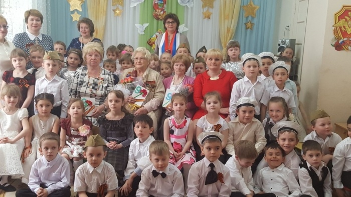 В Щелково прошли торжественные мероприятия, посвященные Дню Победы (05.05.2017)
