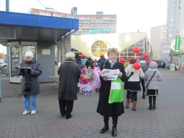 Митинг в Королеве (07.11.2015)