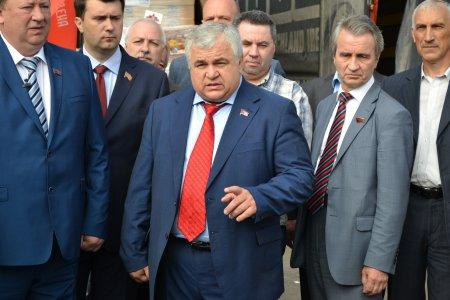 Владимир Кашин: «Поддержим братскую Украину в ее борьбе с фашизмом и бандеровщиной»!