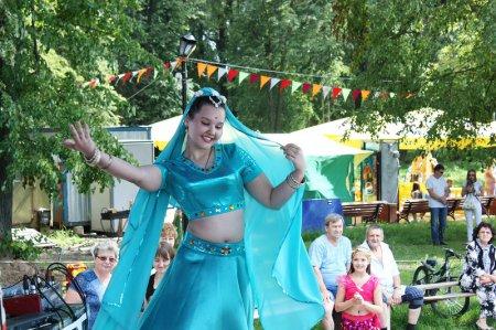 Фестиваль молодёжи в Сергиевом Посаде собрал более пяти тысяч человек