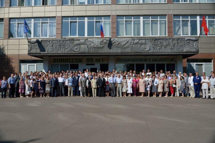Владимир Кашин принял участие в конференции «Современные тенденции в селекции и семеноводстве овощных культур. Традиции и перспективы»