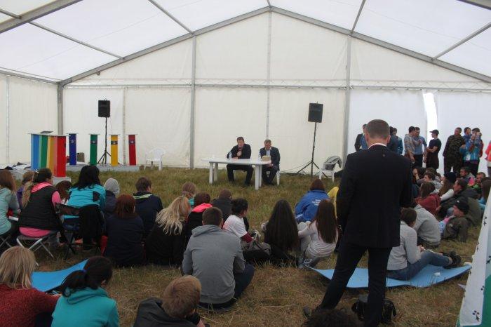 Владимир Кашин: «Реализация молодежной программы КПРФ - залог будущего России»