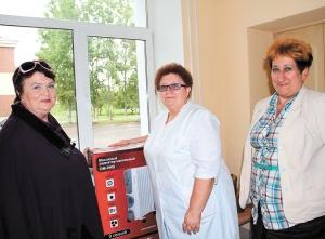 Лотошинский район: младенцев обогрели коммунисты