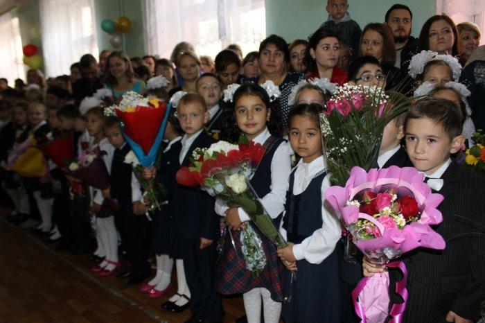 Константин Черемисов в День знаний поздравил солнечногорских школьников и учителей