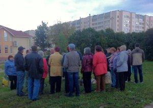 Истринские депутаты фракции КПРФ в народе: «Только вместе мы сможем отстоять свои права!»
