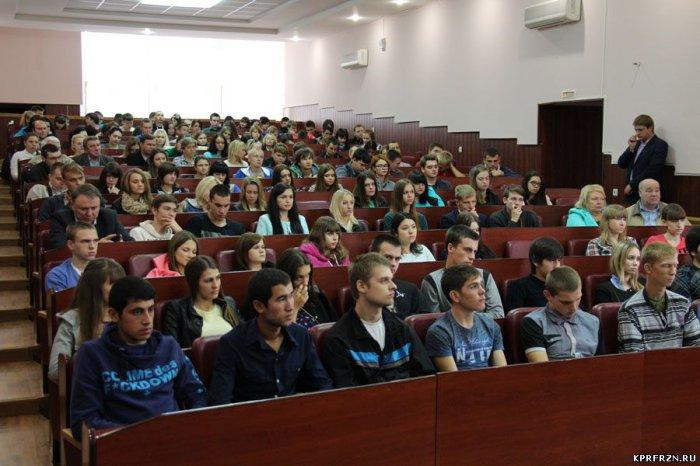 В.И.Кашин провел встречи с рязанскими избирателями