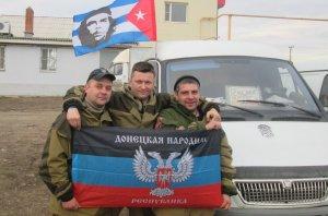 Коммунист Денис Ахромкин совершил четырнадцатую гуманитарную поездку в Донбасс