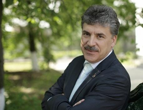 Поздравляем с 55-летним юбилеем Павла Николаевича Грудинина!