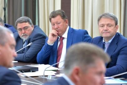 Академик В.И.Кашин выступил на заседании президиума Госсовета по вопросам развития рыбохозяйственного комплекса