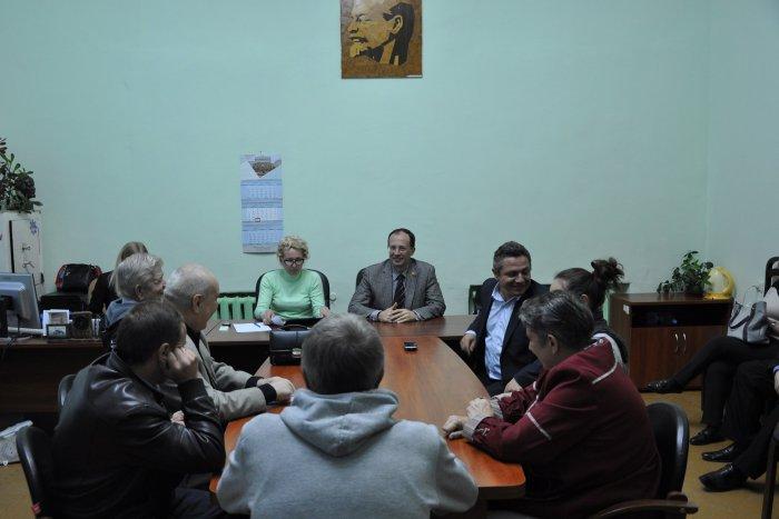 Виталий Фёдоров: «Прямой диалог с жителями – ключ к разрешению большинства проблем»