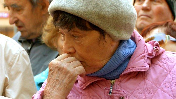 Власть не слышит пенсионеров