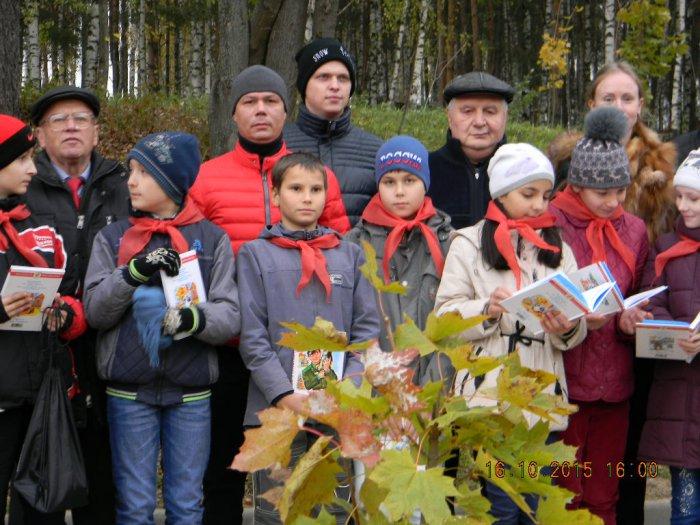 Красногорский район: Возрождение традиций
