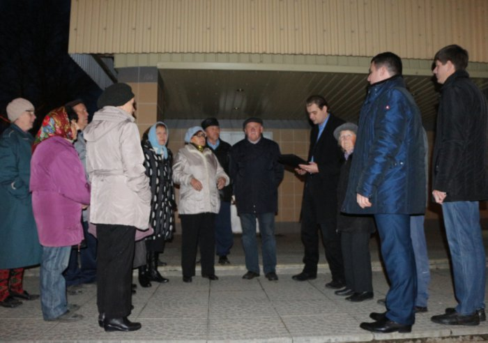 Депутаты-коммунисты проводят встречи-отчёты с домодедовцами