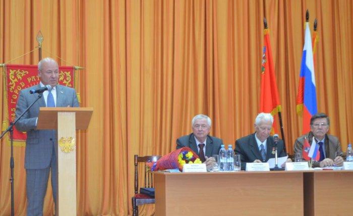 В Серпухове прошла Конференция Серпуховской общественной организации ветеранов войны, труда, вооружённых сил и правоохранительных органов