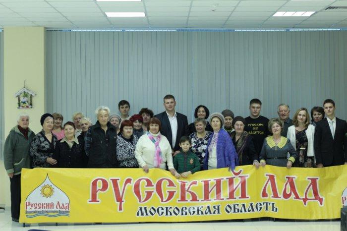 ВСД «Русский лад» провел мероприятие, посвященное творчеству К.М. Симонова