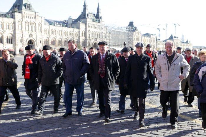 Г.А. Зюганов: Лучшие традиции советской молодежи продолжают новые поколения
