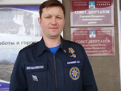 Денис Ахромкин: «В работе депутата важен тесный контакт с людьми»
