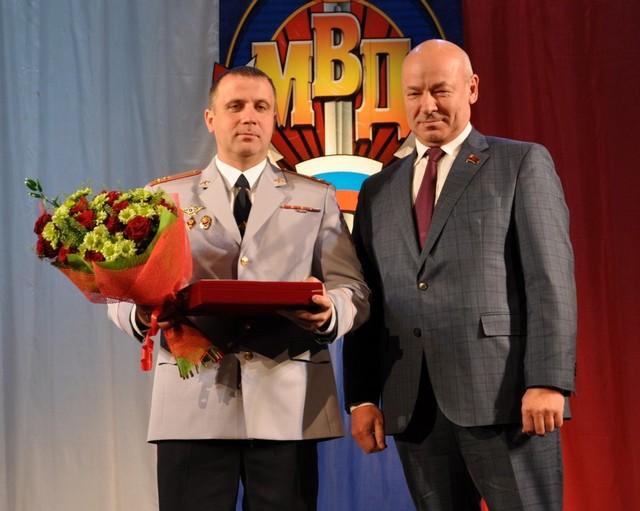 День сотрудников органов Внутренних дел России отметили в Серпухове