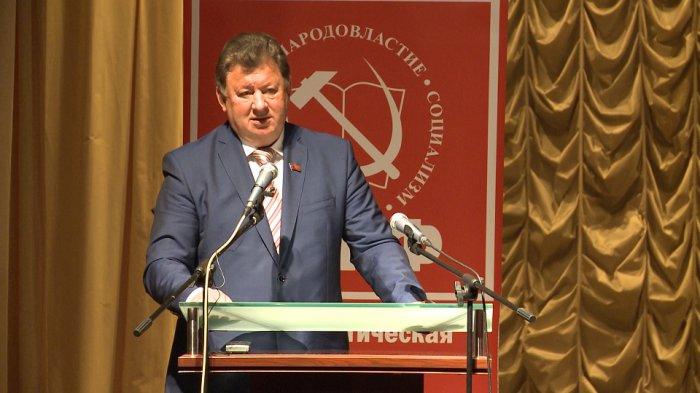 Владимир КАШИН: «У нас есть силы, чтобы решать самые серьезные задачи»