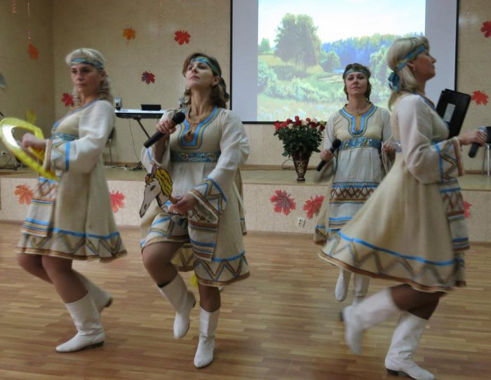 Юбилей гимназии №1 Серпухова