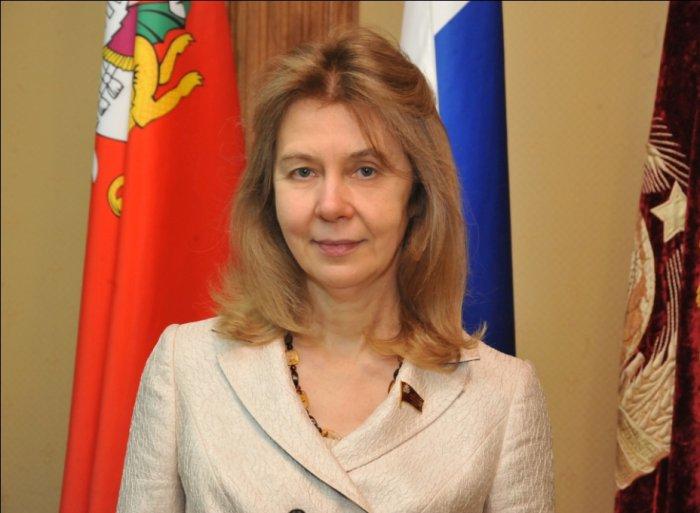 Поздравляем с юбилеем Светлану Ивановну Зинину!