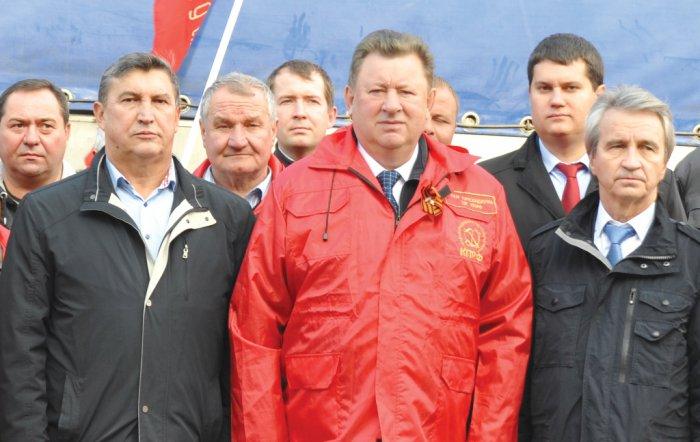 Владимир КАШИН: «Спасибо всем, кто вносит вклад в гуманитарную помощь Новороссии»