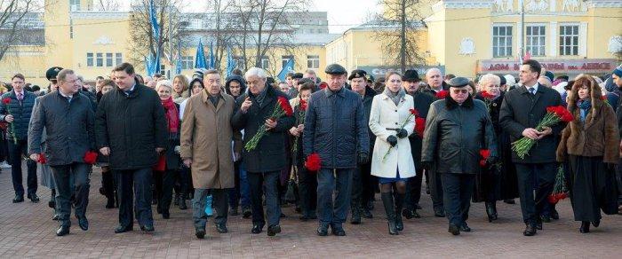 Встреча городов-побратимов России и Беларуси открылась в Подольске