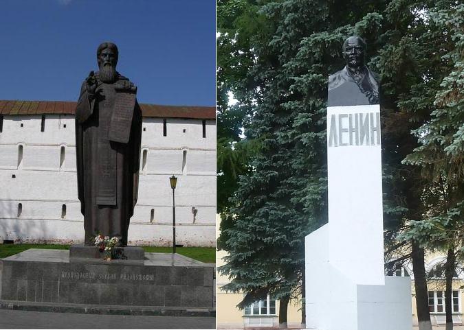 Александр Голуб: «Ленин – глыбища. Его не сдвинуть»