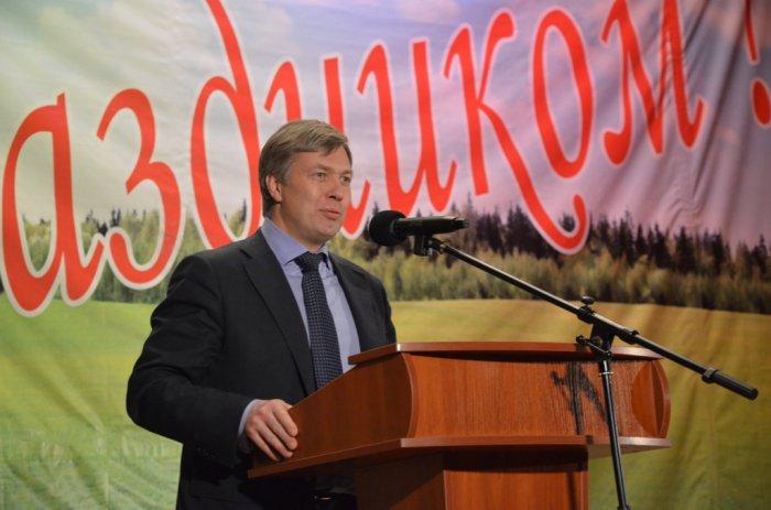 Депутат Госдумы Алексей Русских высоко оценил производственные успехи ФГУП «Пойма»