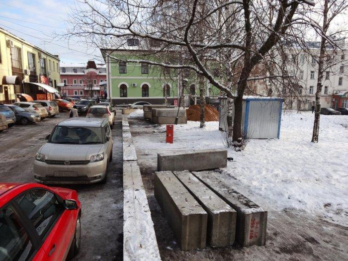Сергиев Посад: стройка «без ума»?