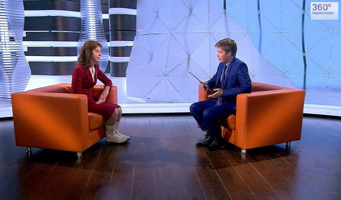 Интервью со Светланой Зининой депутатом Мособлдумы, фракция КПРФ 20.11.2015