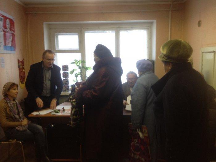 """Александр Голуб: """"КПРФ стояла и будет стоять на защите социальных интересов ветеранов"""