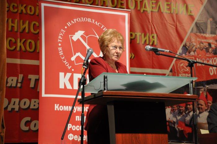Нина Веселова: Надёжные кадры обеспечат стабильность государства
