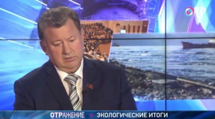 В.И. Кашин принял участие в программе