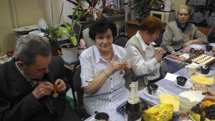 Сергиев Посад: встречи с ветеранами