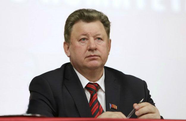 В.И. Кашин: Байкальской природной территории – наша всесторонняя забота!