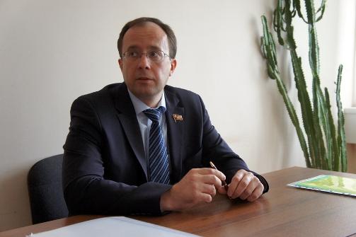 Виталий Фёдоров о важных законодательных инициативах в сфере экологии