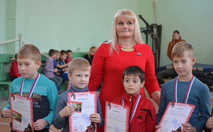 КПРФ - детям: в Щелково определились победители Детской дворовой футбольной лиги