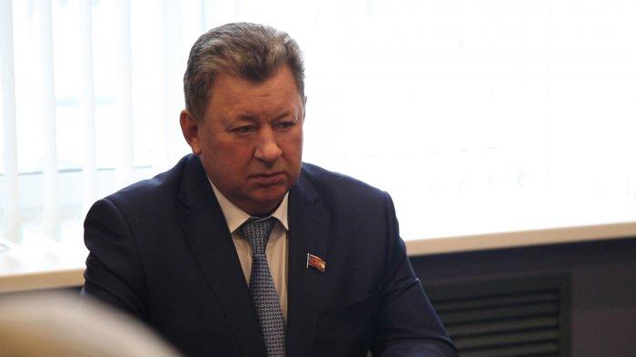 Выступление Владимира Кашина на встрече с коллективами Каширских предприятий
