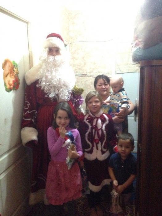 Истра: Рождественская «История»