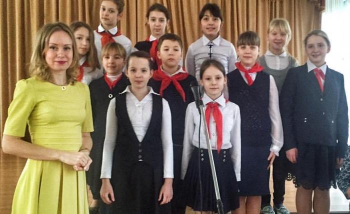 В Красногорске множатся ряды пионеров и комсомольцев