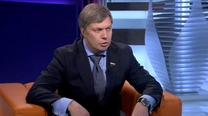 А.Ю. Русских в эфире телеканала «360 Подмосковье» рассказал о законодательных инициативах по снижению налоговой нагрузки за уплату земельного налога